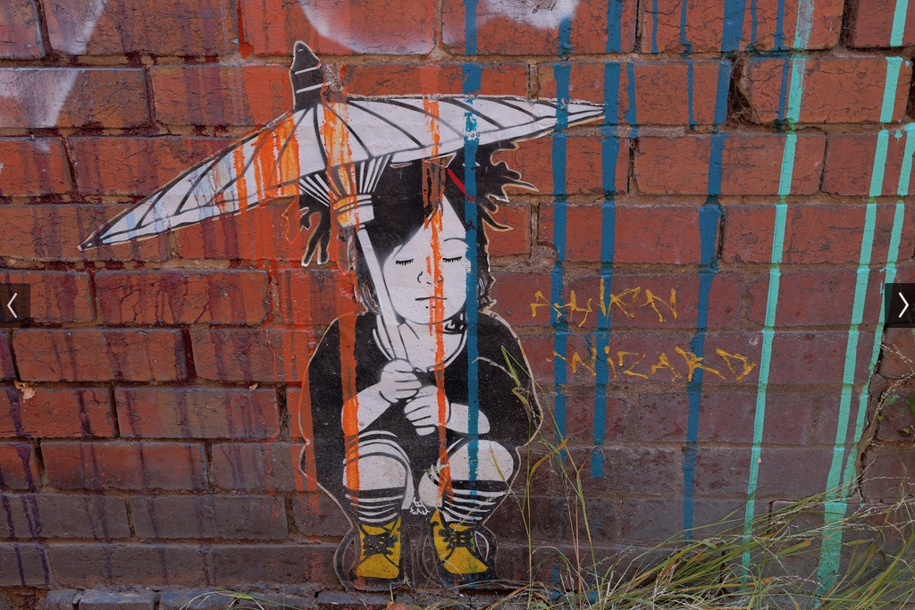 Urban Street Art: Artist Be Free. – Magazine