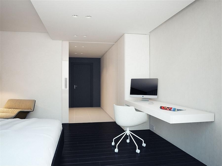 Design Bureau Woonkamer : Emejing modern bureau in woonkamer photos new home design