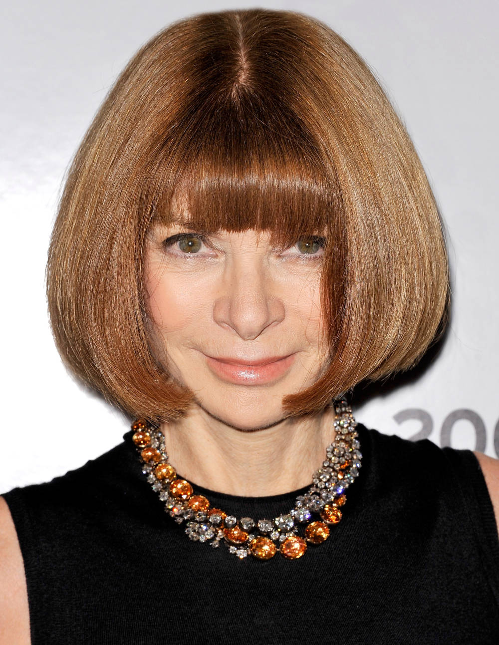 Anna Wintour Banned Ariana Grande From Wearing Ponytail: Fashion Icon: Anna Wintour